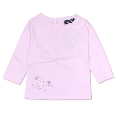 Tout compte fait rózsaszín hosszú ujjú felső (86)