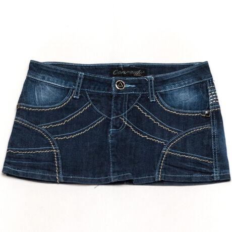 Conrado jeans farmerszoknya (158)