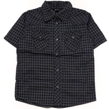 H&M rövid ujjú ing (140)