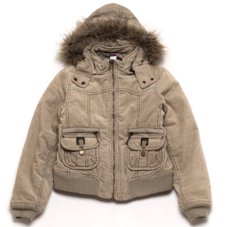 Refree kord kabát (146)