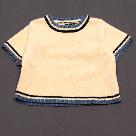 Basic pulóver (104)