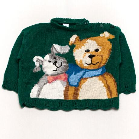 Basic pulóver (86)
