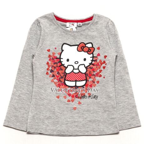Hello Kitty hosszú ujjú felső (116)