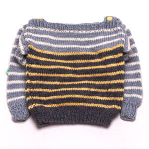 Basic pulóver (68-80)