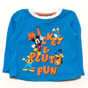 Disney hosszú ujjú póló (74-80)