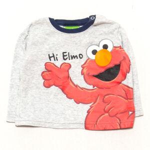 Sesame Street hosszú ujjú póló (74-80)