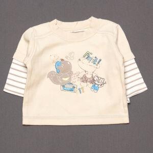 Mothercare hosszú ujjú póló (56-62)