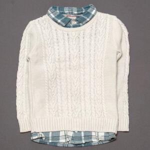 Mantaray pulóver (104-110)