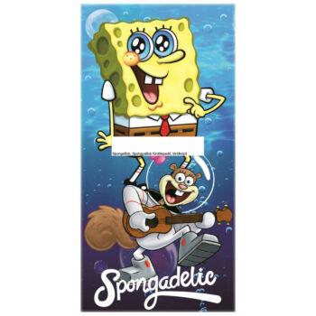 SpongeBob, SpongyaBob fürdőlepedő, törölköző
