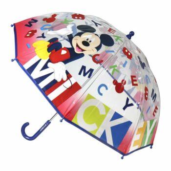 Disney Mickey Gyerek átlátszó esernyő
