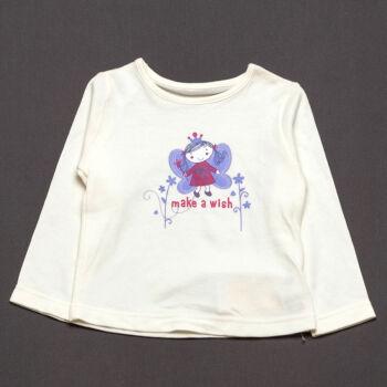 Mothercare hosszú ujjú póló (80-86)