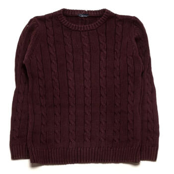 Basic pulóver (158)