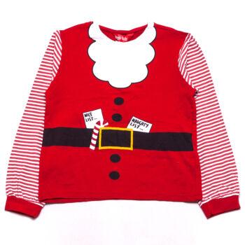 Jingle Bells hosszú ujjú póló (158-164)