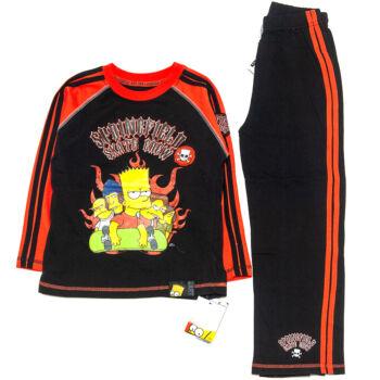 The Simpsons pizsama szett (122-128)