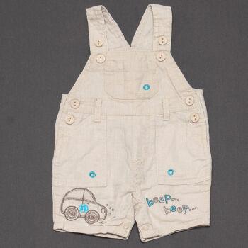 M&Co kantáros rövidnadrág (56-62)