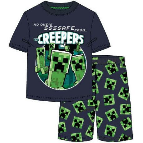 Minecraft gyerek rövid pizsama (116)