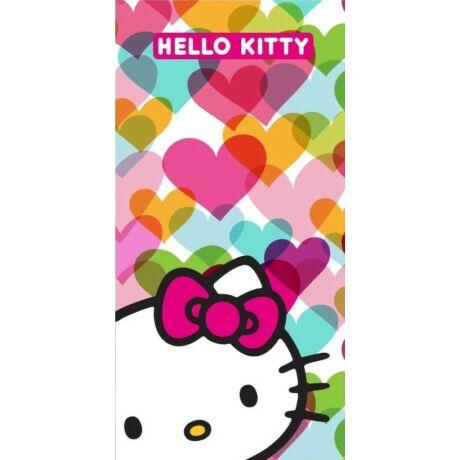 Hello Kitty fürdőlepedő, strand törölköző