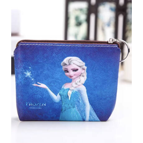 Jégvarázs pénztárca (kék)