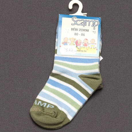 Scamp bébi zokni (80-86)