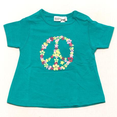 Peace virgámintás póló (68)