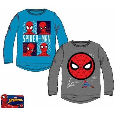Spider-man hosszú ujjú póló szett (128)