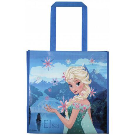 Disney Jégvarázs bevásárló táska (kék)