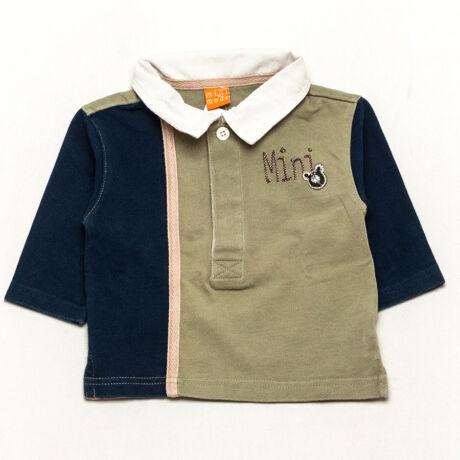 Mini mode hosszú ujjú póló (68-74)