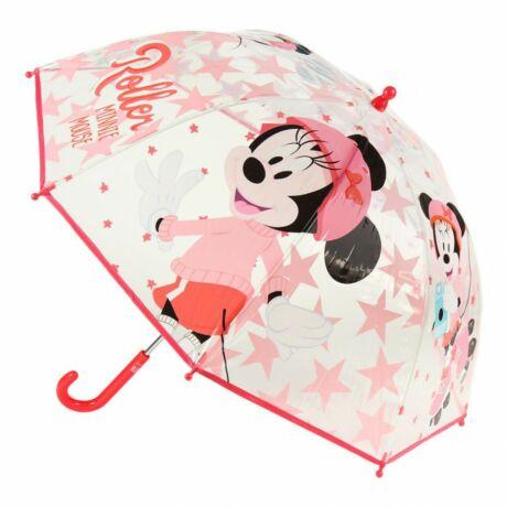 Disney Minnie Gyerek átlátszó esernyő