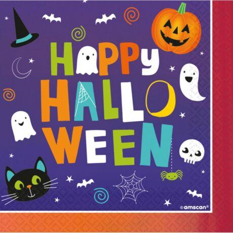 Halloween szalvéta