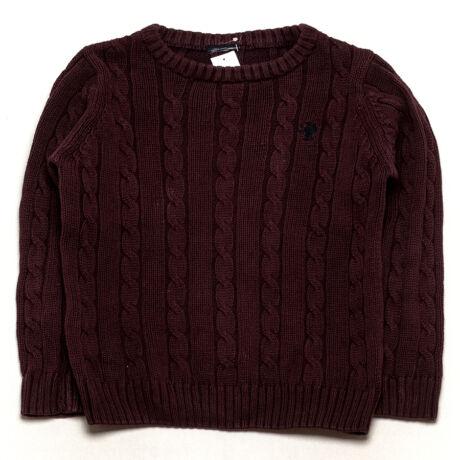 Basic pulóver (128-134)