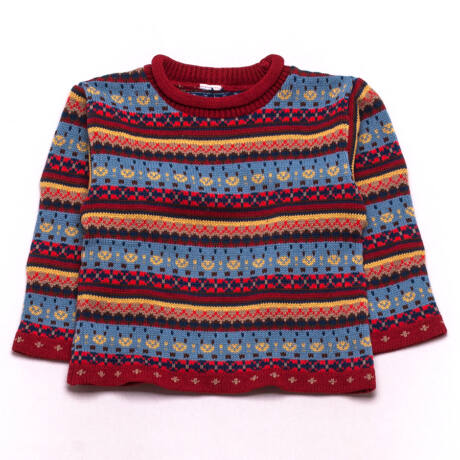 Basic pulóver (98-104)