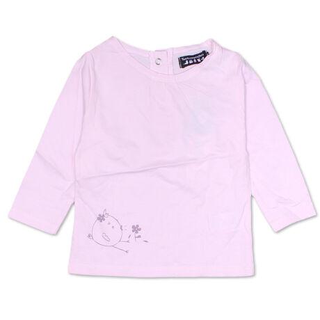 Tout compte fait rózsaszín hosszú ujjú felső (74-80)